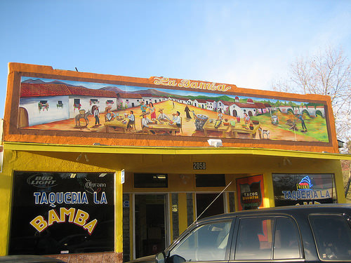 All Hail Taqueria La Bamba